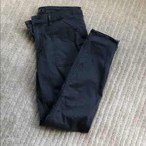 Abercrombie & Fitch slim fit cargo pants